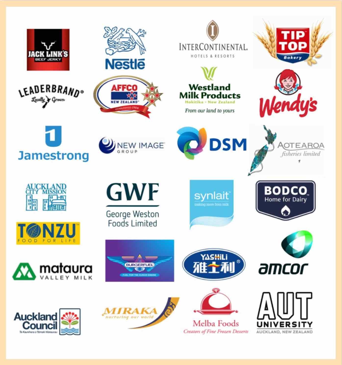 Food Safe New Zealand and Global Food Companies