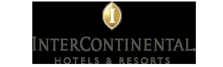 The logo of InterContinental Hotel & Resorts.
