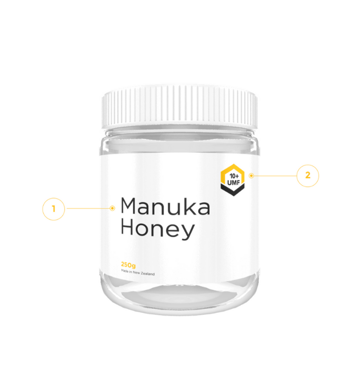 Manuka Honey UMF Factor