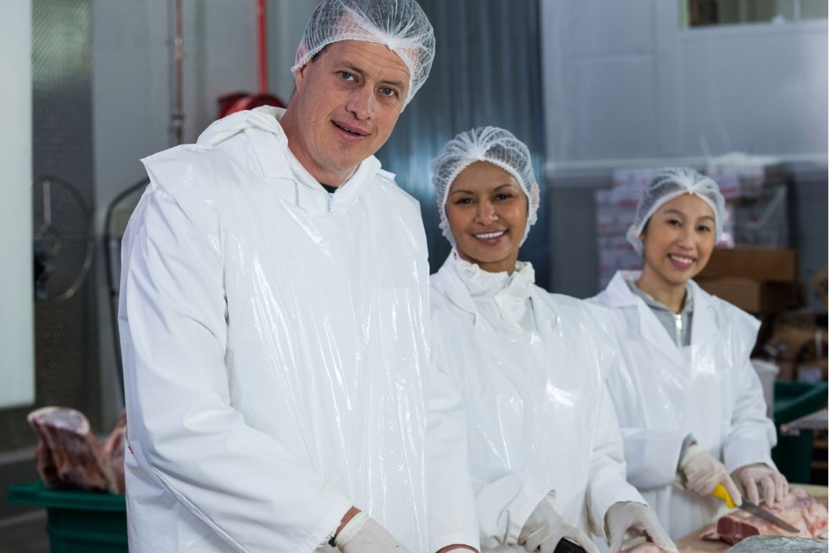 Meat Processing Training