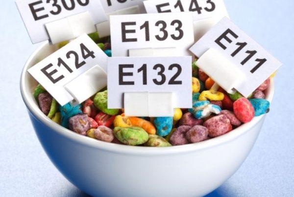 Food e number